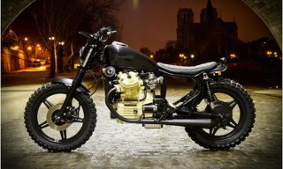 Honda CX500 by Rive Gauche Kustoms