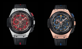 Hublot King Power 'UEFA Euro 2012' Watches