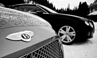 Video: Bentley – In Search Of Snow