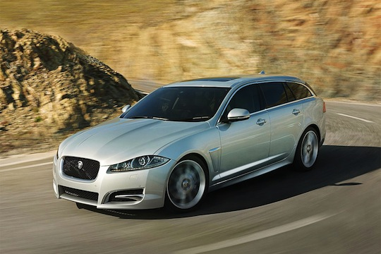 jaguar xf sportbrake station wagon highsnobiety. Black Bedroom Furniture Sets. Home Design Ideas