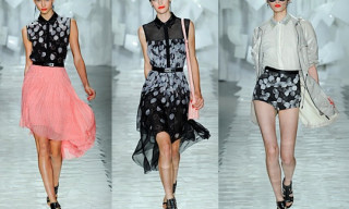 Something for the Ladies: Jason Wu x KAWS Spring/Summer 2012 Collection