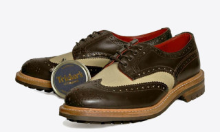 Junya Watanabe COMME des GARCONS x Tricker's Two Tone Country Brogue