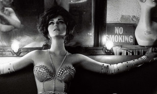 Katy Perry Goes Burlesque for Interview Magazine