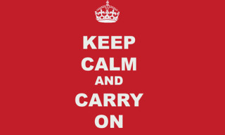 "Video: The Story of ""Keep Calm and Carry On"""