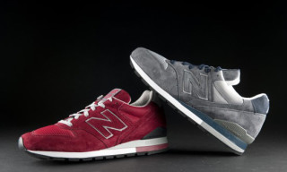 New Balance 996 'Made in USA' Pack Summer 2012
