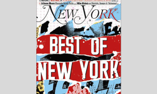 New York Magazine 'Best of New York 2012′ Issue – Rejected Cover by Faile
