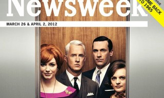 Newsweek – Mad Men 1965 Throwback Issue