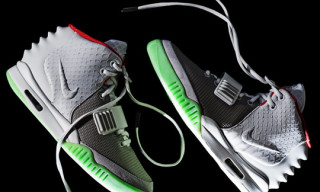 Nike Air Yeezy 2 Release Pushed Back to June 2012 – Both Colorways on Same Day