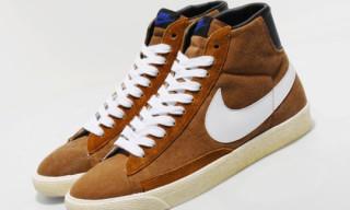 Nike Blazer Hi Vintage Canvas Summer 2012
