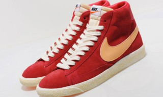 Nike Blazer High Vintage Summer 2012