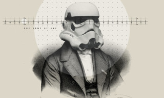 Old Timey Star Wars Illustrations by Nick Agin