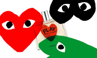 PLAY COMME des GARCONS Introduces Three New Perfumes