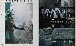 Prometheus Movie Poster Project by Midnight Marauder