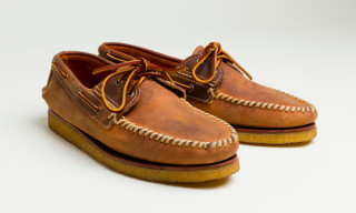 Red Wing Genuine Handsewn Oxford