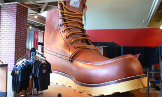 Video: Red Wing Shoe Company – The Big Boot