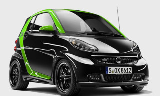 Smart Brabus ForTwo Electric Version & Smart Brabus Electric Bike