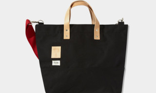 Stussy Deluxe x Black Pine Workshop Tote Bag