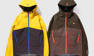 Stussy x Lowe Alpine Gore-Tex Jacket Summer 2012
