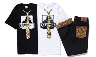 XLarge x Samurai Magazine Collection