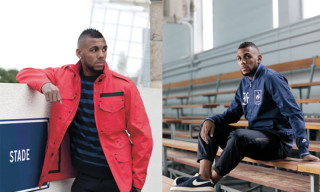 Yann M'Vila – Nike Sportswear F.F.F. Collection