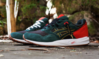 24 Kilates x Asics Gel Saga – A Detailed Look