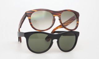 L.G.R for A.P.C. Sunglasses Collection
