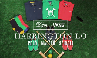 DQM for Vans Madero Harrington Lo Pack