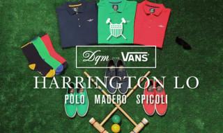 DQM for Vans Madero Harrington Lo Pack