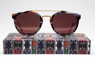 SUPER x WOKstore Ndebele Special Sunglasses