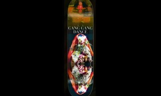 Alien Workshop Jason Dill x Gang Gang Dance Deck