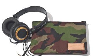 master-piece x audio technica Headphones