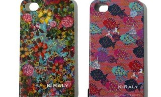 Beauty & Youth x Kiraly iPhone 4 Cases