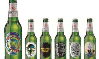 Beck's Limited Art Bottles 2012 – M.I.A., Geoff McFretridge & Others