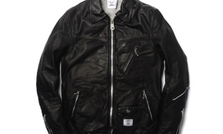 "Bedwin ""Busher"" Single Riders Jacket"