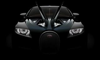 Video: Bugatti 16C Galibier – 4 Door Concept Car