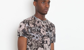Christopher Kane for oki-ni 'Flower Print' Capsule Collection