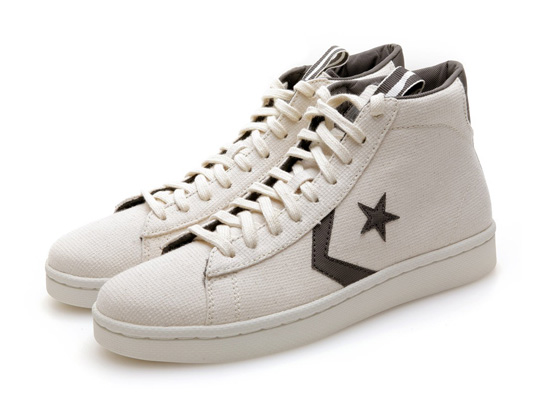 converse pro leather canvas