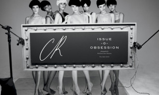 Carine Roitfeld's New Magazine is called CR Fashion Book