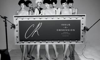 Carine Roitfeld's New Magazine is called CR Fashion Book