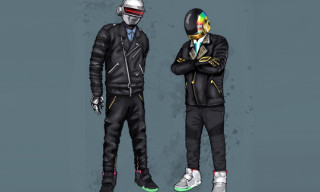 Daft Punk Got The Nike Air Yeezy 2 Early