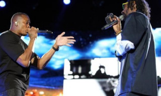 Dr. Dre and Snoop Dogg Bring Out Eminem, 50 Cent & 2 Pac at Coachella 2012