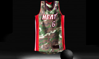 DRx Romanelli LeBron James Jersey Collection for UNKNWN