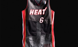 DRx Romanelli's Snakeskin LeBron James Jersey for UNKNWN