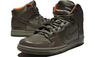 Frank Kozik x Nike SB Dunk High Premium Quickstrike