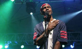 Frank Ocean 'Forrest Gump' and Covers Lauryn Hill at Coachella 2012