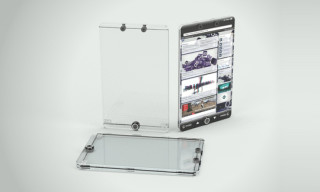 Glass Smart Phone/Tablet Concept