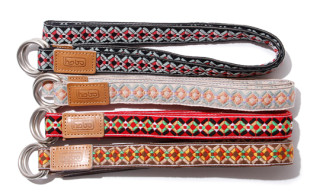 hobo Jacquard Tape Belt