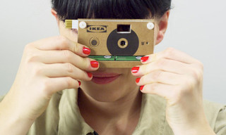 IKEA Reveals KNÄPPA Cardboard Digital Camera