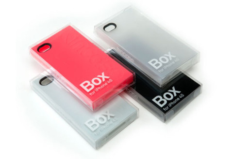 Incase Iphone 4s Box Case Highsnobiety