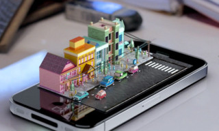 Video: iPhone Diorama